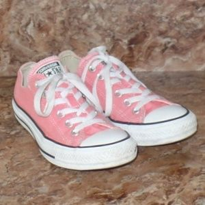 Converse All Stars Pink Chuck Lace Up 7